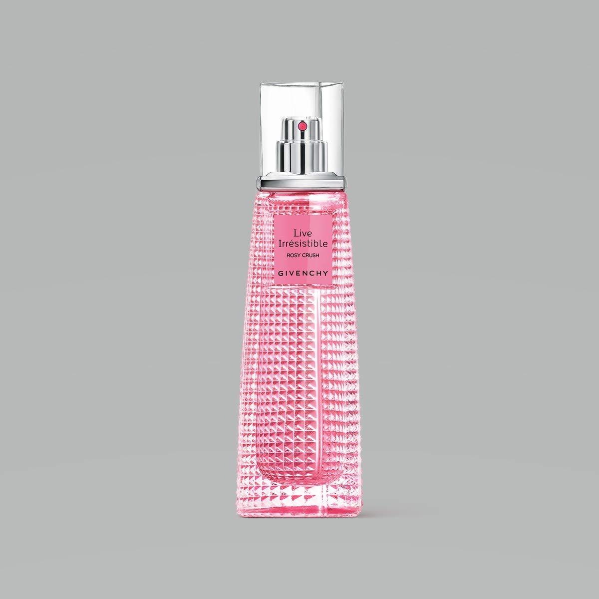 Eau Parfum 50 For Live Ml Irresistible Spray Crush Rosy De Women XOZPkiu