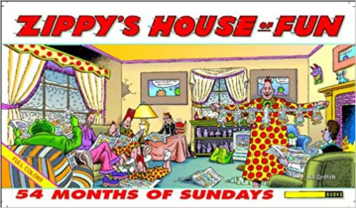 Zippy's House Of Fun: Bill Griffith: 9781560971627: Books