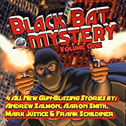 Black Bat Mysteries, Volume One