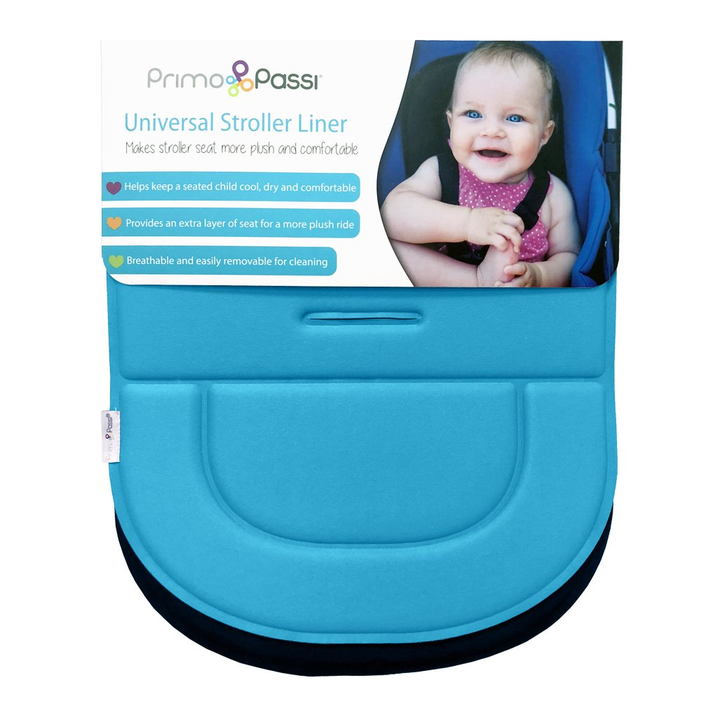 Primo Passi Universal Stroller Liner (Blue)