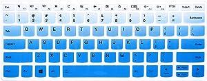 WYGCH Silicone Keyboard Cover for Lenovo Yoga 6 13.3