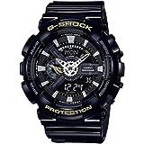 GSHOCK Men's Automatic Wrist Watch analog-digital Display and Resin Strap, GA110SLV-1A