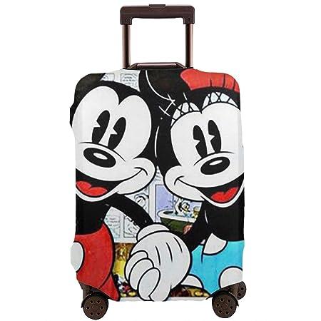 Lbbb - Funda Protectora para Maleta de Viaje, diseño de Mickey ...