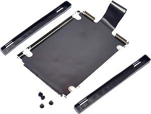 Deal4GO SATA Hard Drive Caddy Rubber Rail SSD HDD Bracket Tray 7mm for Lenovo ThinkPad X220i X230i X230 X220 X220T T430 T430S T420S 04W1716