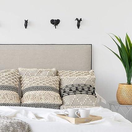tête de lit en bois lit tissu d\'ameublement matelassée Beige Couleur - Head  Chambre Bord Mariage / Célibataire Brochage - Blemish amovibles et ...
