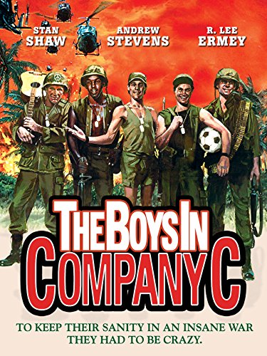 The Boys in Company C by