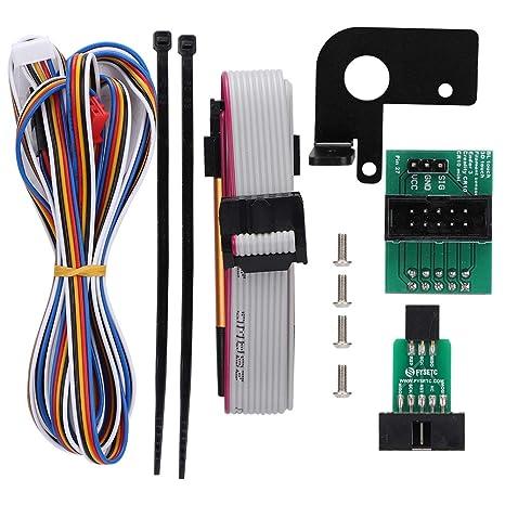 Impresora 3D Pieza Herramienta de nivelación automática Sensor de ...