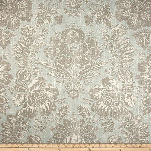 Braemore Fabrics Keepsake Linen Blend, Aquamarine