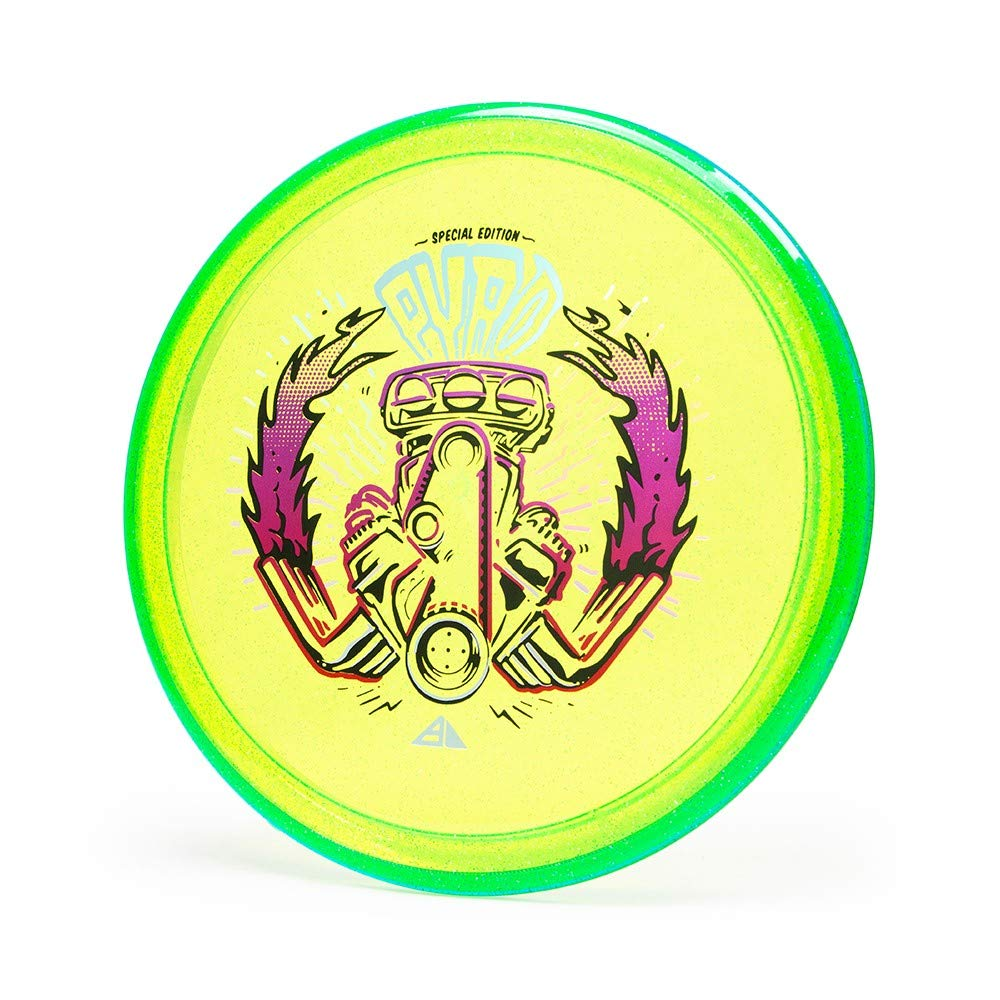 Axiom Discs Special Edition Prism Proton Pyro Midrange Golf Disc [Colors May Vary] - 176-180g