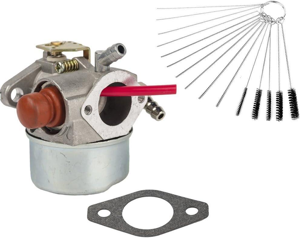 Carburetor Replacement for Tecumseh 640271 640274 640303 640350 640338 LEV100