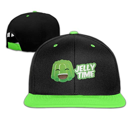 17769f4c57e Amazon.com  Canan Cap Kids Jelly Time Falt Hat Snapback Baseball Cap   Clothing