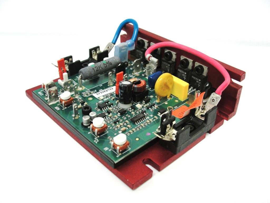 Image of Chassis KB Electronics KBMM-125 DC motor control 9449