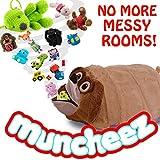 Muncheez Stuffed Animal Toy Organizer for Children, Puppy