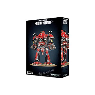 Imperial Knights Knight Valiant Warhammer 40,000: Toys & Games [5Bkhe0300762]