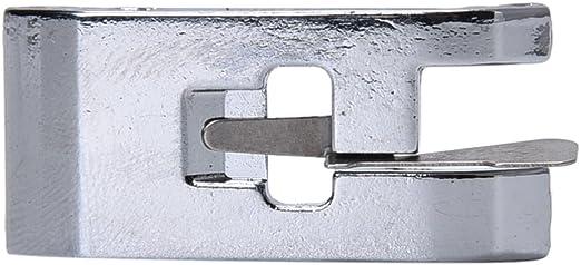 Welecom 7310C - Prensatelas para sobrehilado (overlock), accesorio ...