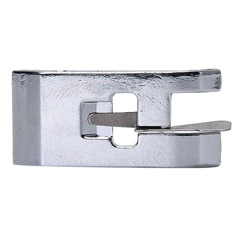 Welecom 7310C - Prensatelas para sobrehilado (overlock), accesorio para máquina de
