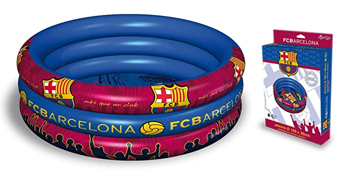 Unice 925007 - F.C. Barcelona Piscina Hinchable 1 MTS ...