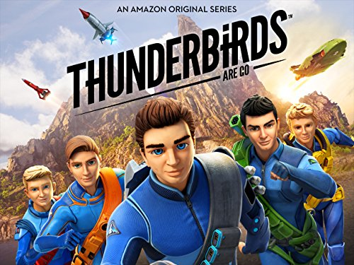 (Thunderbirds Are Go Season 1 Official Trailer)