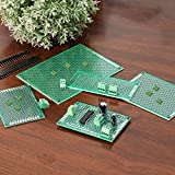 ALLDREI 100 Pcs Double Sided PCB Board Prototype
