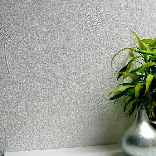 Blush Wallpaper - Brewster 437-RD80005 Dandelion Blush Textured Vinyl Wallpaper