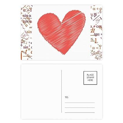 Tarjetas de felicitación para el día de San Valentín, diseño ...