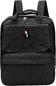 Amy Winehouse Student Backpack College High School Laptop Backpacks Bookbag Weekend Bag For Women/Men