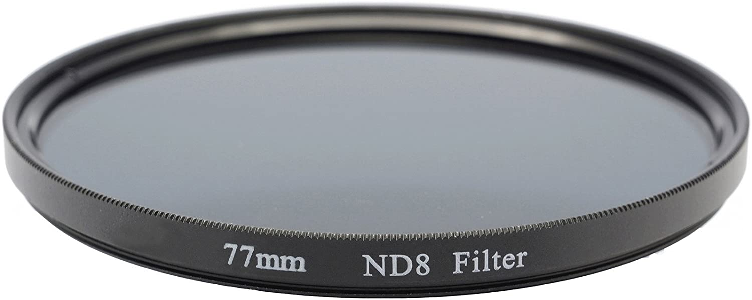 Photo Plus 77mm ND8 Neutral Density Filter