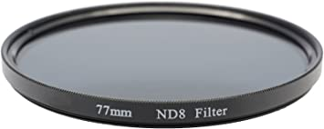 Gadget Place Neutral Density ND2 Filter for Sigma 19mm F2.8 DN Art 30mm F2.8 DN Art 60mm F2.8 DN Art 30mm F2.8 EX DN 19mm F2.8 EX DN