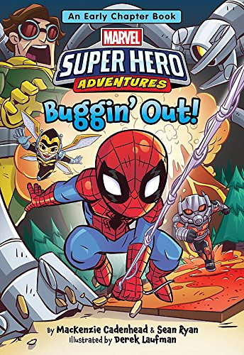 Marvel Super Hero Adventures Buggin' Out!: An Early Chapter Book (Super Hero Adventures Chapter Books)