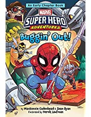 Marvel Super Hero Adventures Buggin' Out!: An Early Chapter Book