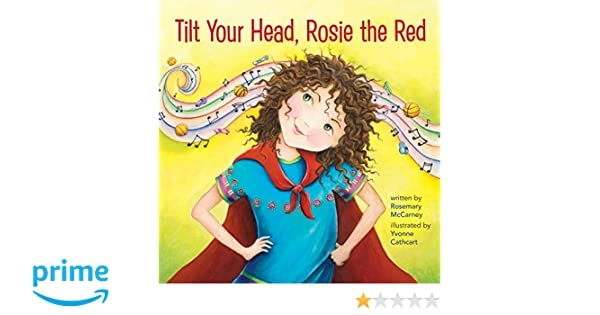 Image result for tilt your head rosie the red