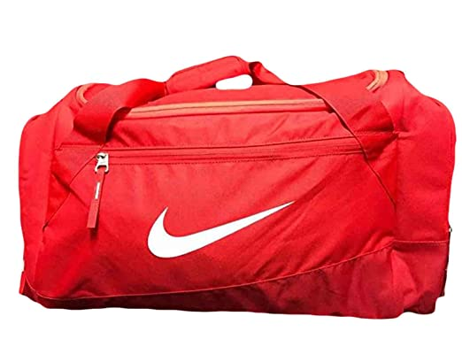 958d057695 Image Unavailable. Image not available for. Color  Nike Hoops Elite Max Air  Large Duffel Bag ...