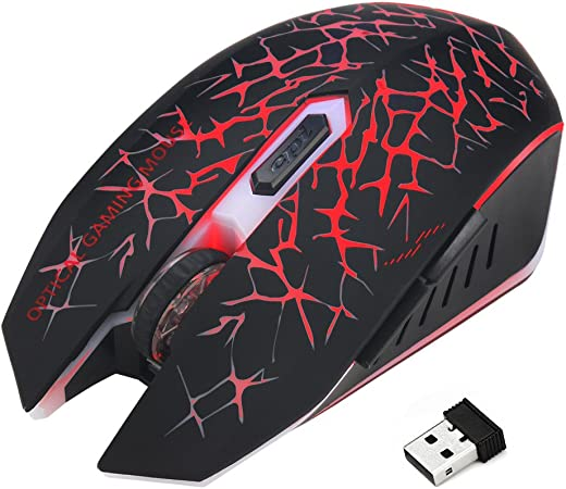 Amazon.com: Ultra-Thin 1906 T10 Slim Silent Mouse Wireless ...