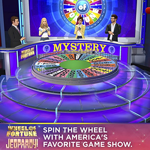 Ubisoft UBP50402122 America's Greatest Game Shows: Wheel of Fortune & Jeopardy! Xbox One