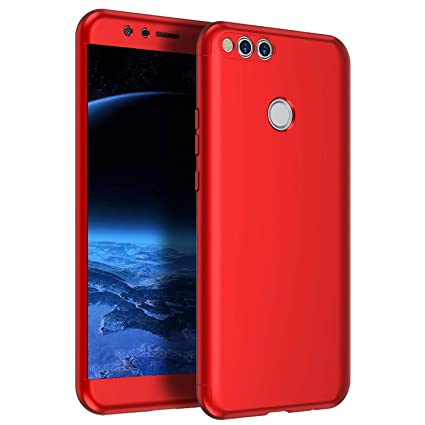 Funda Compatible con Huawei Honor 7X.KunyFond Carcasa Case ...