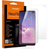 Spigen Protector de Pantalla para Galaxy S10 Plus, NeoFlex Screen Protector [TPU Film] Designed for Samsung Galaxy S10…