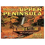 2019 Upper Peninsula Michigan Wall Calendar