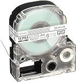 キングジム テープカートリッジ テプラPRO キレイにはがせるラベル 6mm 透明 ST6KE
