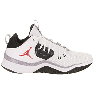 good out x most popular best choice Amazon.com | Nike Jordan Youth DNA Mesh White Gym Red Black ...