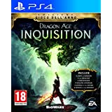 Electronic Arts Dragon Age: Inquisition Game of the Year Edition, PS4 - video games (PS4, PlayStation 4, RPG (Role-Playing Game), BioWare, M (Mature), Deluxe, Electronic Arts) by Electronic Arts