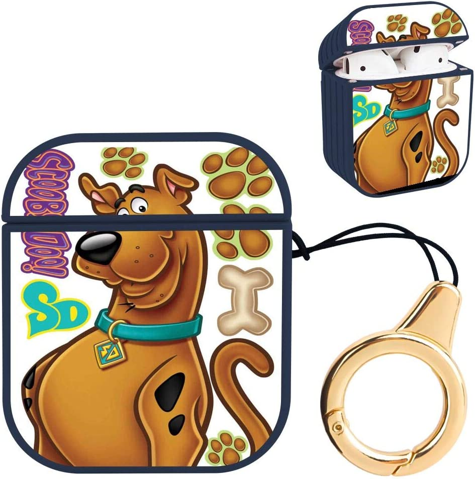 Wireless Airpod Case Scooby Doo