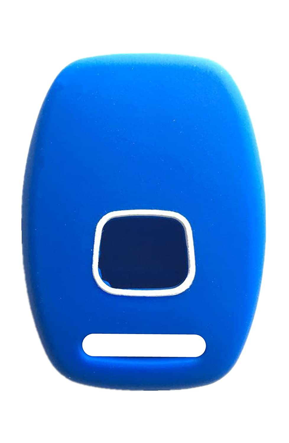 Rpkey Silicone Keyless Entry Remote Control Key Fob Cover Case protector For Honda Accord Accord Crosstour CR-V Civic Element Pilot OUCG8D-380H-A N5F-S0084A N5F-A05TAA ASD