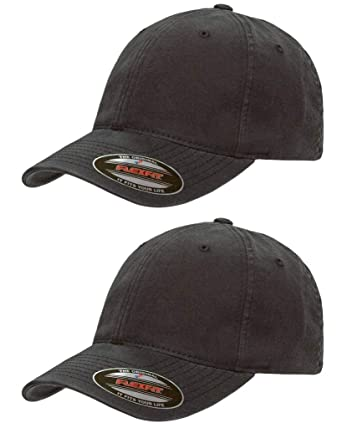 2eaa0ead1c1 Flexfit 6997 Low Profile Garment Washed Cotton Dad Hat at Amazon ...
