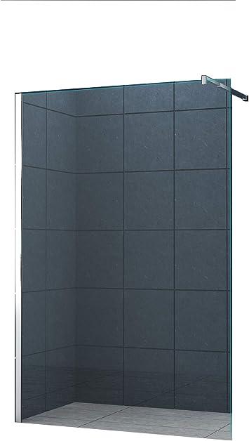 10 mm Mampara de ducha Düsseldorf 160 x 200 cm / Walk-In Cabina de ducha Ducha Vidrio de seguridad: Amazon.es: Bricolaje y herramientas