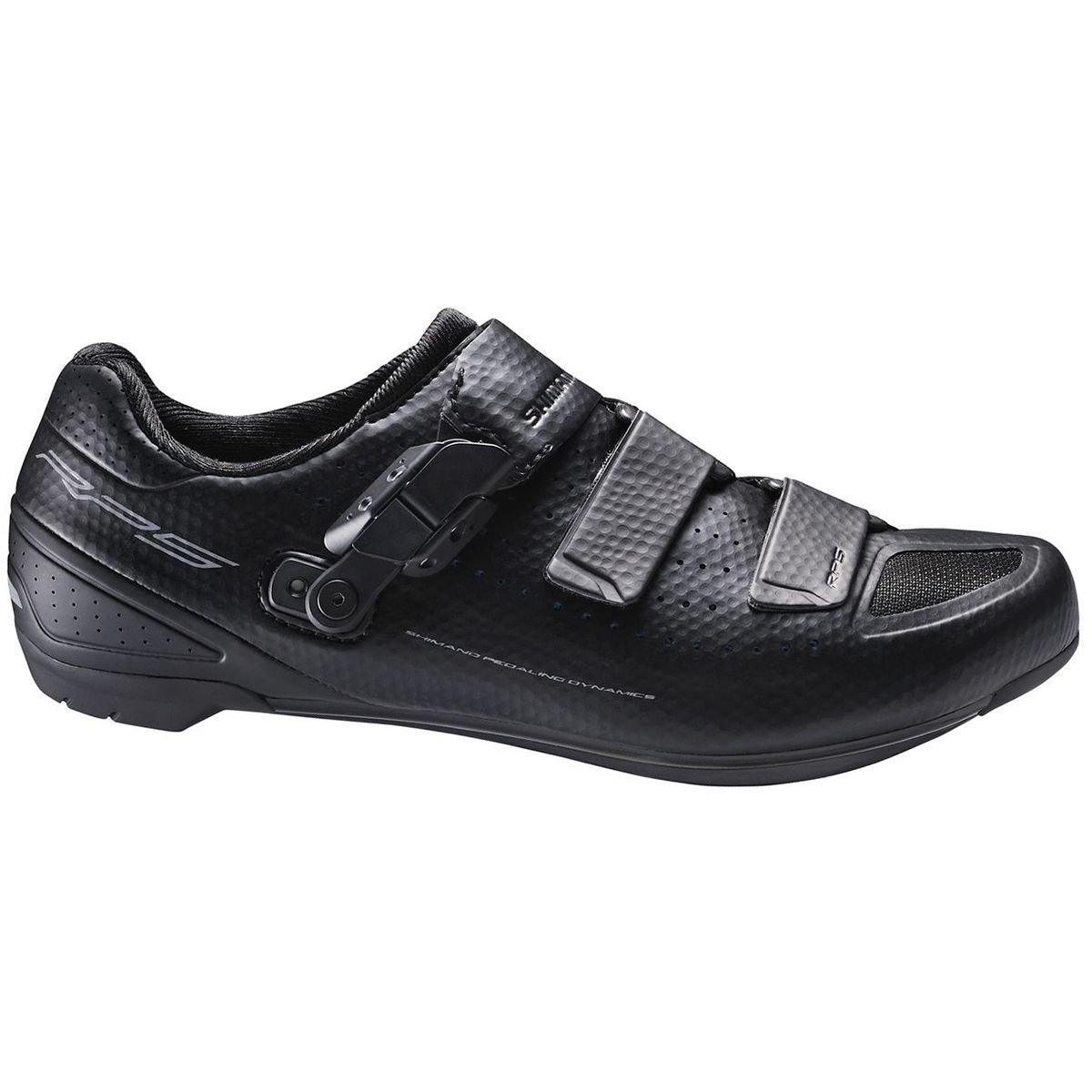 Shimano SH-RP5 Road Shoes 2016 43 BLACK by Shimano (Image #1)