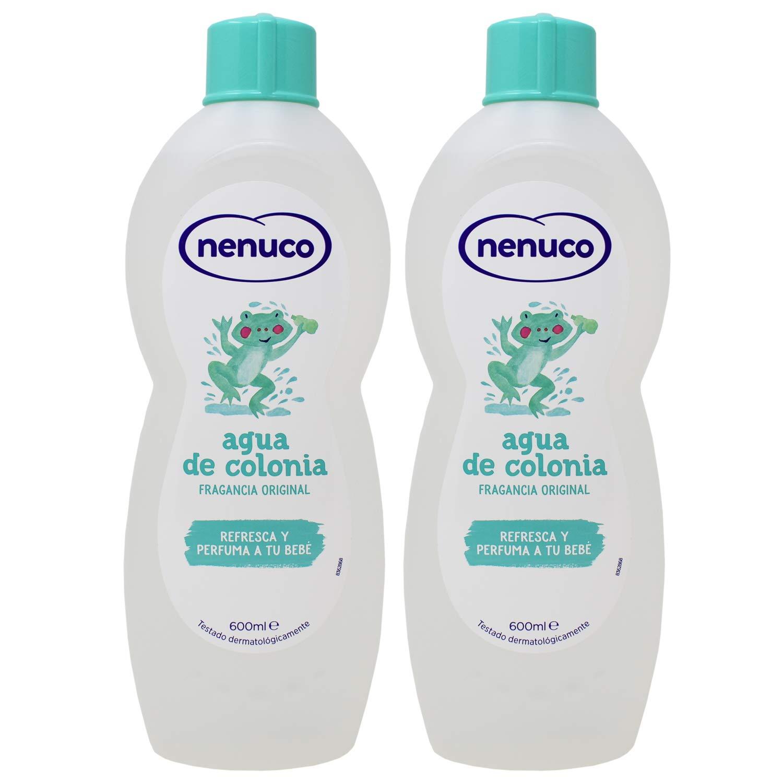 Nenuco Baby Cologne Agua De Colonia 20oz./600ml (Pack of 2)