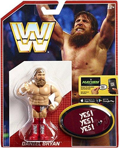 WWE Daniel Bryan Retro App Action Figure by WWE