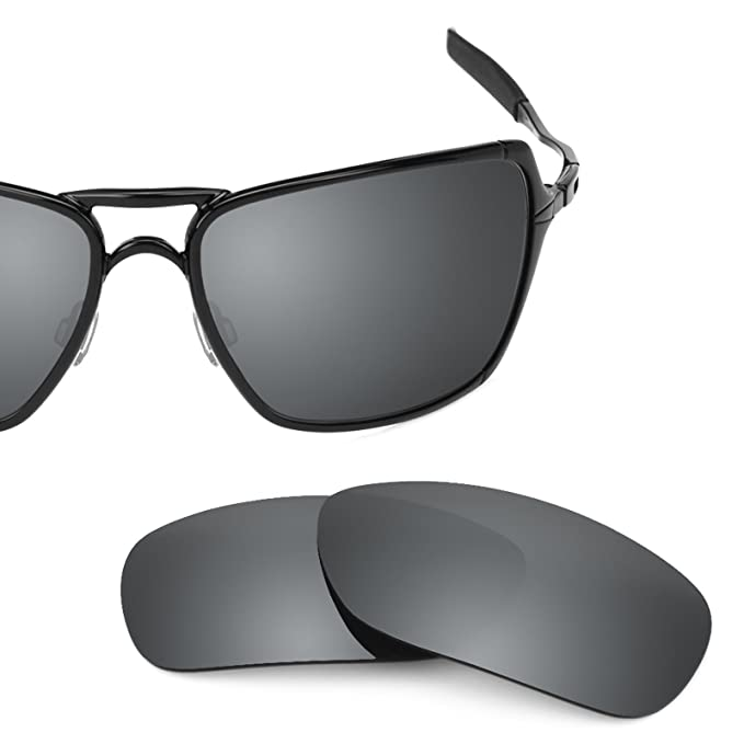 c715541406f17 Revant Polarized Replacement Lenses for Oakley Inmate Black Chrome  MirrorShield