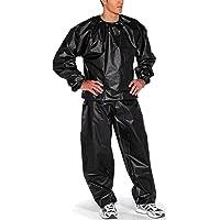 KUYG Sauna Suit trainingspak sportpak mannen saunakleding zweet pak afslanken anti-rip fitness trainingsjack