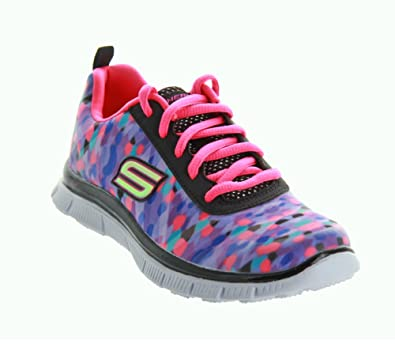 4af360db7081 Skechers Girl s Skech Appeal-Rainbow Runner